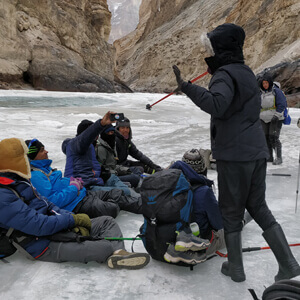 Chadar Trek Reviews